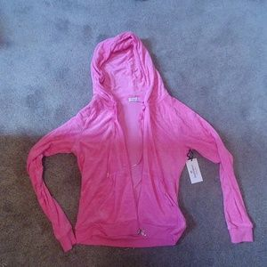 brand new Juicy Couture bling hoodie jacket